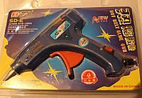Клеевой пистолет 7 мм с кнопкой SD-E