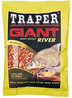 Прикормка Traper серия Giant River Super Bream (Река Супер Лещ) 2.5кг