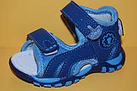 Детские сандалии ТМ Clibee код А-6-сс размеры 18, 20, 22