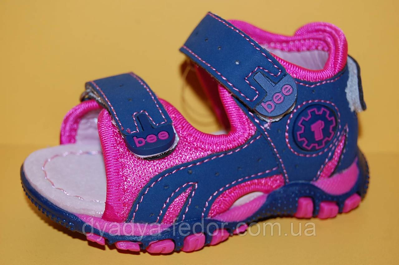 Детские сандалии ТМ Clibee код А-6 размер 18-23