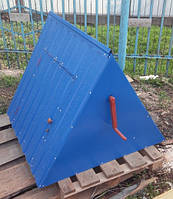 Накрытие на колодец, 1м синий