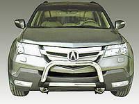 Дуга защитная передняя (кенгурятник) Acura MDX 2006-2010