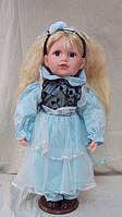 Декоративная кукла на подставке Нюша высота 46 см