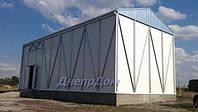 Овощехранилище, холодильный склад