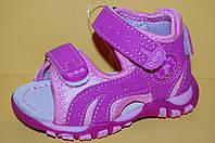 Детские сандалии ТМ Clibee код А-6-мр размеры 21, 22