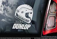 Dunlop  Joey стикер
