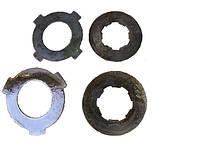 Диски фрикционные к ст.1К62,16К20,1М63;16Д20,ТС75,2М55,1531