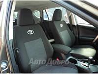 Авточехлы для салона Toyota LС Prado 150-евро (5 мест) с 2009-
