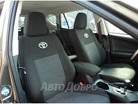 Авточехлы для салона Toyota Prius c 2013-