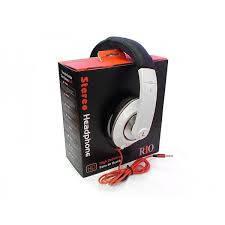Навушники з Мікрофоном RIO 8368, фото 2