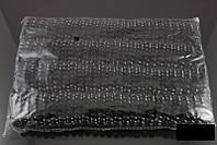 Резинки силиконовые - пружинка (100шт.) Ø4см