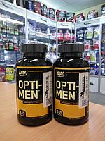 Витамины Opti-men 240 tab Optimum Nutrition ТОП витамины и минералы витаминно-минеральный комплекс