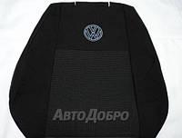 Авточехлы для салона Volkswagen Passat B6 Sedan Recaro c 2005-10