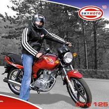 Запчасти на мотоцикл Skymoto Bird 125-150