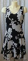 Платье женское летнее модное элегантное мини р 48 6480а от Chek-Anka