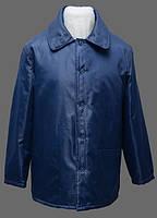Куртка зимняя Техник. Цвет -  синий