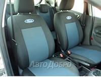 Авточехлы для салона Ford Transit Custom (1+1) c 2013-