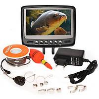 Подводная видеокамера для рыбалки с функцией записи HD 800TVL