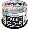 CD-R Music Ritek-Japan 1-32x 80m Orange Book printable