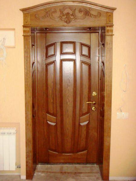Двери наружные и межкомнатные