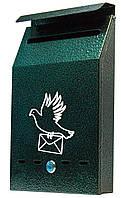 Поштова скринька ProfitM СПГ- 7 315х210/45 Зелений антик