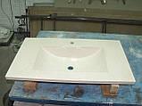 Умывальник со столешницей (литой умывальник +2700грн./шт. дополнительно), фото 2
