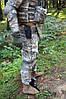 Тренчик для пистолета и другой амуниции чёрный (код 036), фото 5