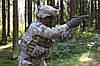 Тренчик для пистолета и другой амуниции чёрный (код 036), фото 3