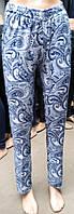 Модные штанишки штапель (42-48) , доставка по Украине