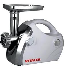 Электрическая мясорубка Vitalex VL-5300 Белая ( Виталекс )