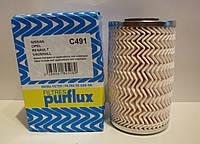 Фильтр топливный PURFLUX  C491 для RENAULT TRAFIC = 7701207667, фото 1