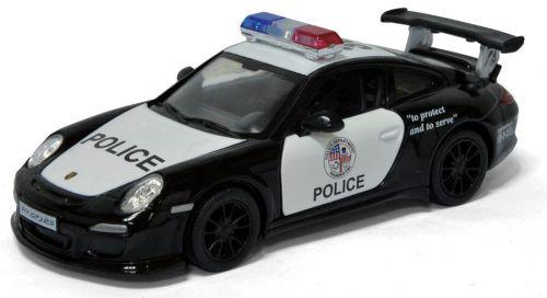 Машина металлический Kinsmart Porsche 911GT3 RS (Police)