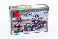 Игра Лего Брик ( 803) Военная машина (51 дет) 6+ (Enlighten)