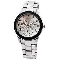 Часы наручные 6033 Круг мужские