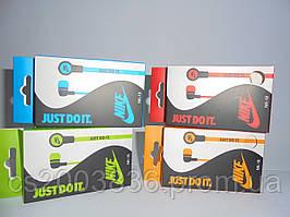 Наушникиcи Nike NK-18, 4 цвета, аксессуары для телефона, аксессуар для копмьютера, наушники