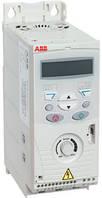 Частотный преобразователь АВВ 0,37 кВт 1-фазный