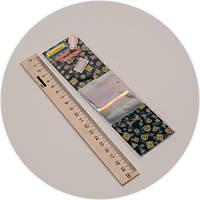 Фольга для декора ногтей Jever Nails