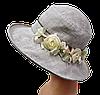 Шляпа женская Мечта флорес