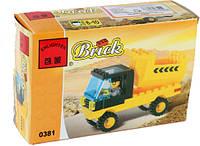 Брик 0381 Машина 6+ Enlighten, фото 1