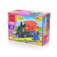 Игра Лего Брик (1212) Для девочек (54 дет) 6+ (Enlighten)