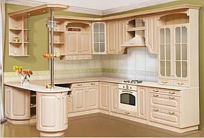 """Кухня модульная """"Валенсия """" 2 метра"""