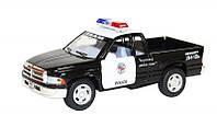 Металлическая машинка Kinsmart Dodge Ram (Police)