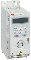 Частотный преобразователь ABB 0.75 кВт 1-фазный