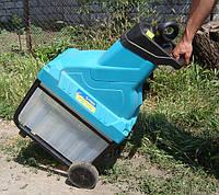 Sadko GS-2800 подрібнювач садовий електричний для гілок