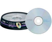 CD-R TDK 700 MB/80 min 52x (10 шт./упак.)