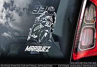 Marquez стикер