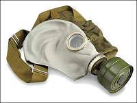 Маска для противогаза ГП-5 ШМП (шлем-маска противогазная) 3-4 размер