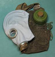 Маска для противогаза ГП-5 ШМП (шлем-маска противогазная) 1-2 р.