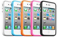 Чехлы и бамперы iPhone 4/4s