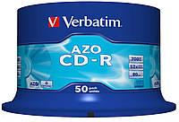 Verbatim AZO CD-R crystal 52x 700 MB 43343